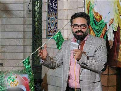 جشن بزرگ عید سعید غدیرخم در قزوین