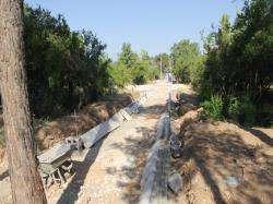 اجرای بیش از ۳۷ پروژه خدمات شهری و عمرانی در منطقه ۴ شیراز