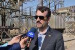 مراحل پاياني ساخت پست هاي 12 گانه GIS خوزستان