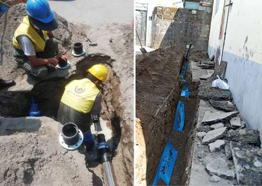افتتاح و بهره برداری از 31 پروژه آبفای گیلان با اعتباری بالغ بر 275 میلیارد ریال همزمان با هفته دولت