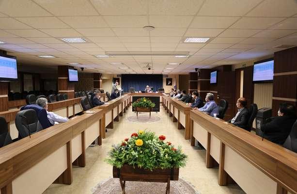یکصدو پنجاه و یکمین جلسه شورای راهبردی و اطلاع رسانی طرح...