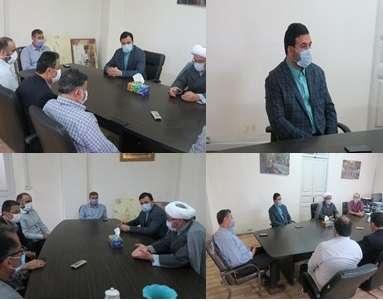 سازمان فرهنگی، اجتماعی و ورزشی شهرداری رشت :جلسه ی هم اندیشی و هم افزایی در خصوص وضعیت حوزه ی نشر