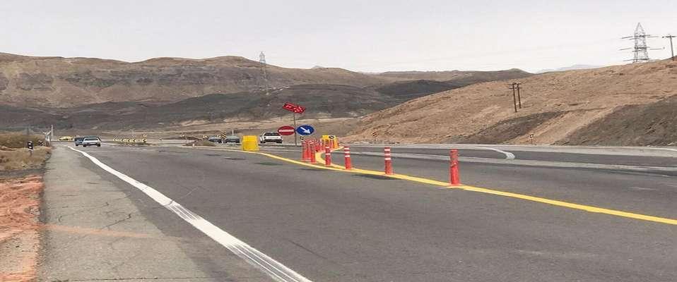 تعمیر اساسی ۷ هزار کیلومتر جاده در دستور کار سازمان راهداری