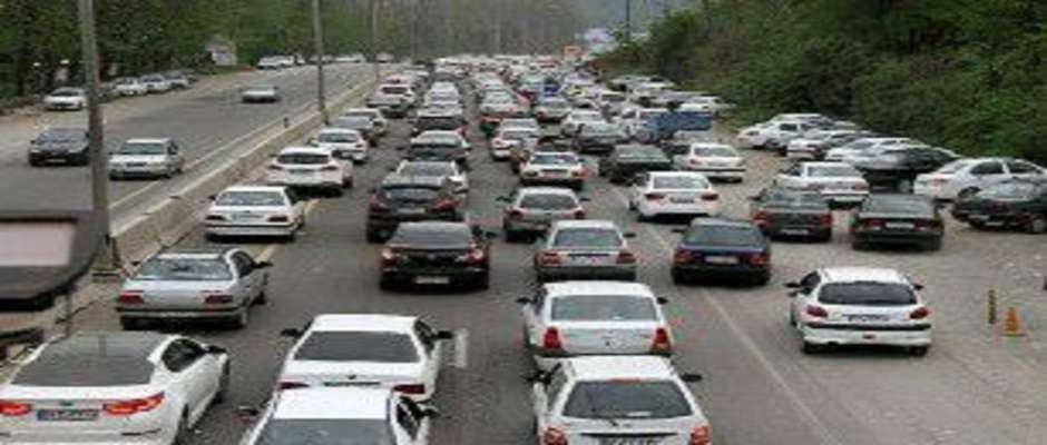 افزایش ۲.۶ درصدی تردد در محورهای برون شهری