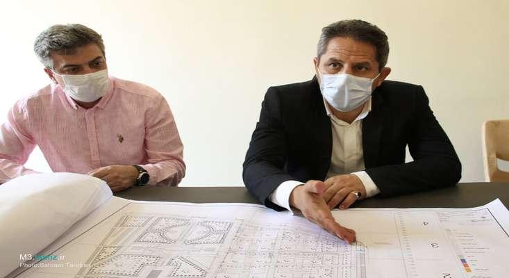تحویل کامل اراضی ارتش به شهرداری جهت احداث پارک باغشمال