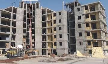 اجرای پروژه ۱۹۲ واحد مسکونی کاشان توسط خیرین مسکنساز/پیشرفت پروژه ۴۵ درصد