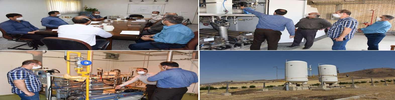 با تلاش متخصصان نیروگاه شهید رجایی در حال انجام است؛  آماده سازی سیستم تولید هیدروژن در سایت انرژی های تجدید پذیر طالقان
