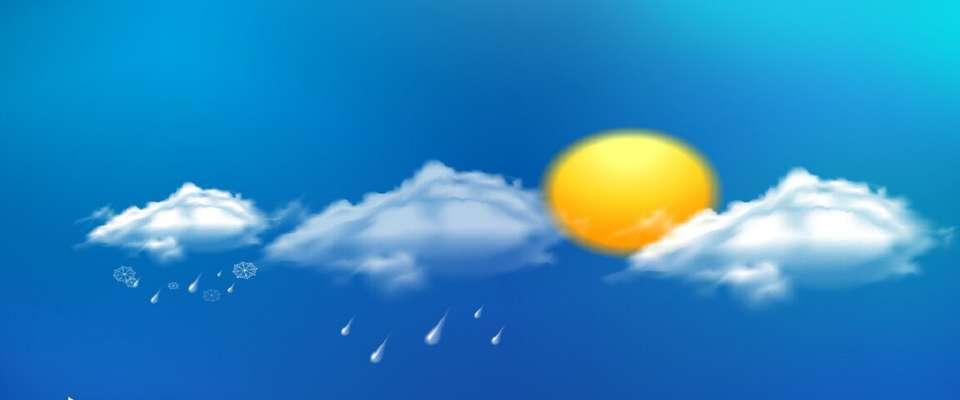 وضعیت آب و هوا در ۲۶ مرداد؛ دمای پایتخت کاهش مییابد
