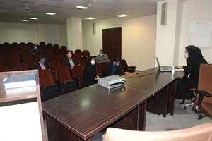 جلسه کمیته فنی شهر اسفراین روز یکشنبه 26 مرداد ماه 99