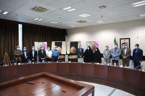 شورای شهر مشهد از دو پیشکسوت ورزش مشهد تقدیر کرد