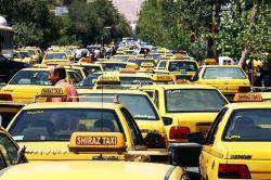 هر گونه افزایش کرایه تاکسی در شیراز غیر قانونی است