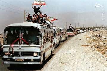 کارنامه سراسر افتخار آزادگان، الگویی جاودانه از جهاد و مقاومت است
