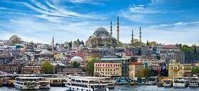 دورخیز ترکیه برای جذب میلیونی مسافران/ ۵۰ پرواز توریستی به آنتالیا در یک روز