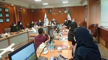 تجلیل از خبرنگاران صنعت هوا و فضا از سوی مدیرعامل شرکت هما/  گزارش عملکرد ۶ ماهه ایران ایر منتشر میشود