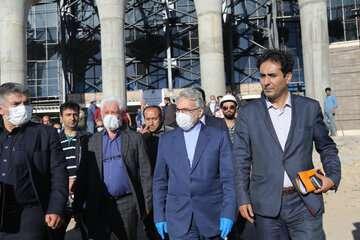 نوبخت: ابرپروژه راهآهن اردبیل - میانه تا پایان دولت بهرهبرداری میشود