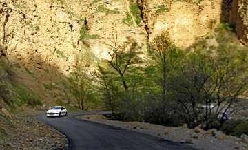 بخت چهارخطه کردن مسیر مرزنآباد به کلاردشت پس از ۱۱ سال باز شد