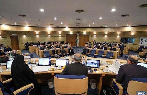 هیئت رئیسه شورای اسلامی شهر مشهد انتخاب شدند