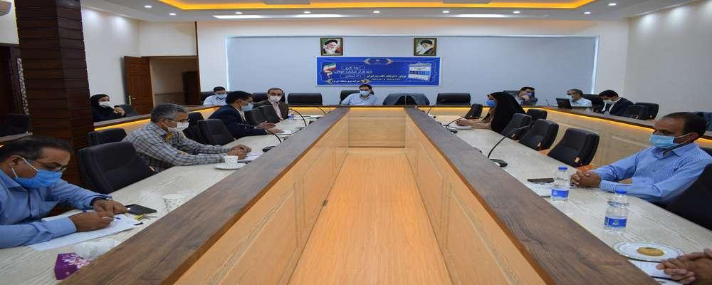 برگزاری نخستین جلسه شورای هماهنگی روابط عمومی برق منطقهای یزد