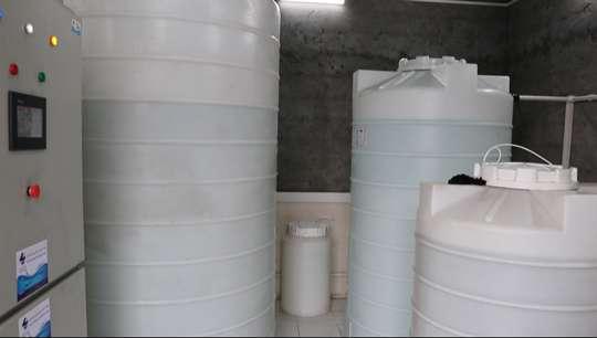 معاون بهره برداری و توسعه آب شرکت آبفای گیلان:   استفاده از روش الکترولیز نمک طعام برای گندزدایی آب
