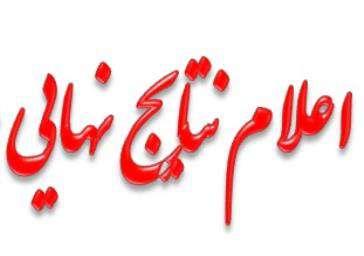 اعلام نتیجه مسابقات کتابخوانی و نقاشی هفته عفاف و حجاب شرکت توزیع نیروی برق استان