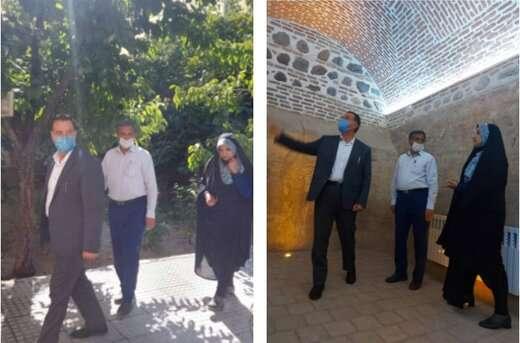 اماکن تاریخی و گردشگری منطقه ۸ مرمت و ساماندهی می شوند