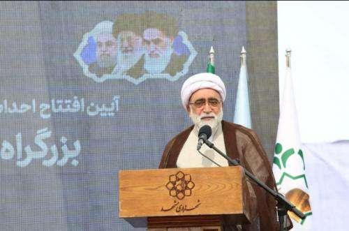 شاهد همدلی،همراهی و وحدت در مشهد و استان برای خدمت به مردم هستیم/  ...