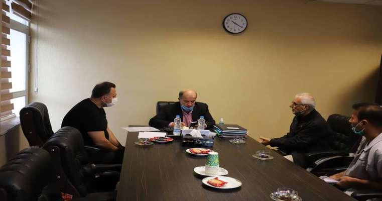 گزارش تصویری ملاقات مردمی حاج آقا حاجی پور در دفتر شورای اسلامی شهر رشت