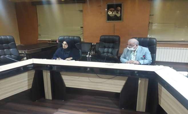 گزارش تصویری نشست ریاست شورای اسلامی شهر با مدیران پایانه های طرف قرارداد پایانه ها در خصوص پیگیری مطالبات و مشکلات پایانه های رشت