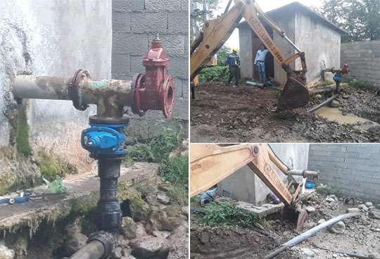 در راستای تأمین فشار متعارف آب و آبرسانی به روستاهای فومن انجام شد:  25 لیتر در ثانیه بر ظرفیت تأمین آب تأسیسات سایت سرداران شهید فومن افزوده شد
