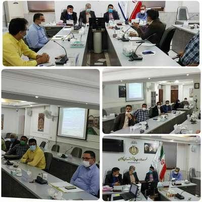 برگزاری دومین جلسه کارگروه مدیریت پسماند شهرستان کاشان
