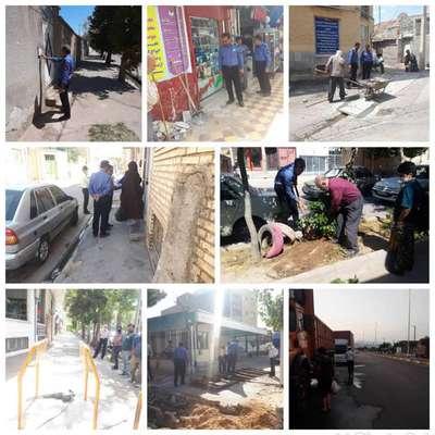 نظم و انضباط شهری برابر با ارتقای امنیت شهروندان