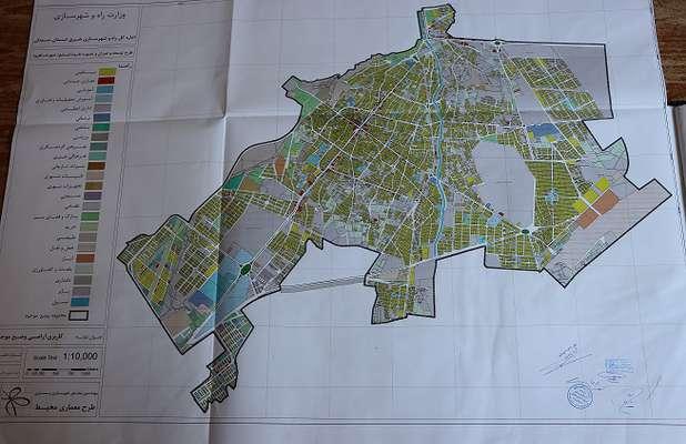 رونمایی از طرح جامع شهر شاهرود برای اولین بار در استان در راستای شفاف سازی