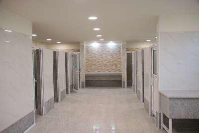 سرویس بهداشتی جدید برای بانوان در پایانه مسافربری آزادگان قزوین با اعتبار 100میلیون تومان احداث شد