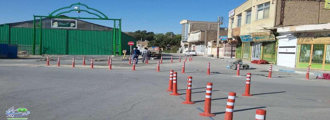 یک آرزو، شهر بدون حادثه / مسئول واحد ترافیک شهرداری مبارکه اقدامات شاخص این حوزه را تشریح کرد