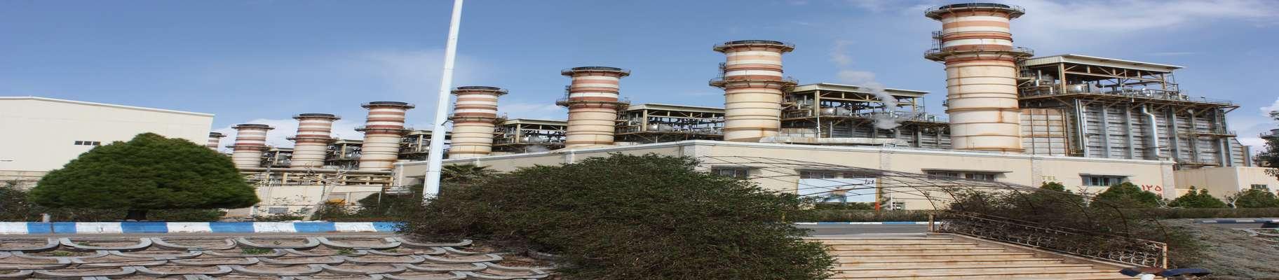 فزایش 160 مگاواتی توان تولید نیروگاه شهید سلیمانی کرمان با ارتقای توربینهای گازی