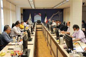 تعیین اعضای کمیته کاری بررسی برنامه های پیشنهادی دوره هشتم شورای مرکزی