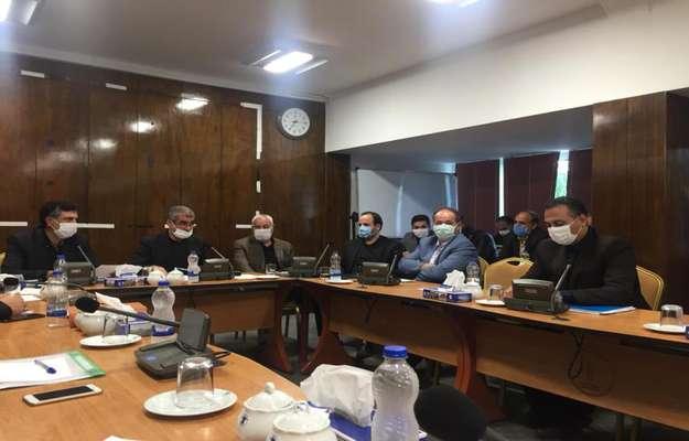 بررسی آخرین وضعیت اجرای طرح های منابع آب در شهرستان سرعین