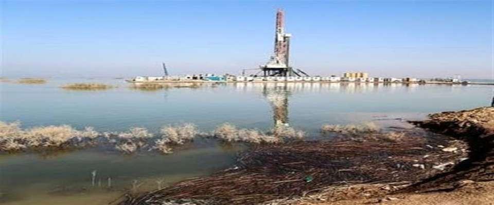 هورالعظیم با وصل آبگذرها توسط وزارت نفت آبگیری میشود