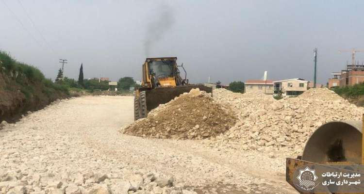 عملیات اجرایی پروژه بزرگ پل تا پل در سه شیفت کاری در حال انجام است