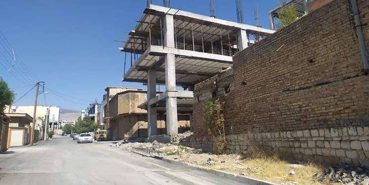 چشم پوشی شهرداری بر تخلفات ساخت و سازها؛ افزایش تخلفات ساخت و ساز در شهر ایلام