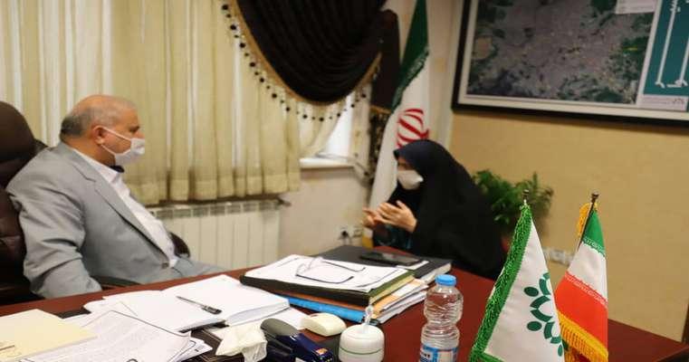 گزارش تصویری ملاقات مردمی دکتر رمضانپور ریاست شورای اسلامی شهر رشت