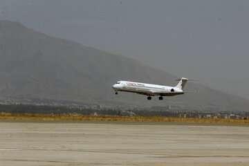 سازمان هواپیمایی: اطمینان میدهیم که پرواز از آسمان ایران امن است