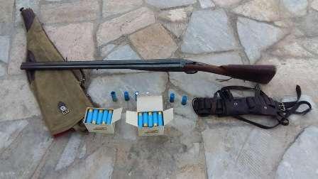 دستگیری متخلف شکار غیرمجاز پرندگان در منطقه حفاظت شده کهیاز اردستان