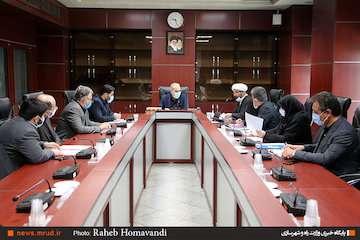 جلسه ستاد فرهنگی وزارت راه و شهرسازی برگزار شد