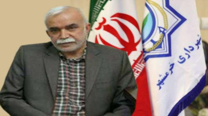 پیام تبریک محسن یاسائیان سرپرست شهرداری خرمشهر به مناسبت گرامیداشت روز کارمند