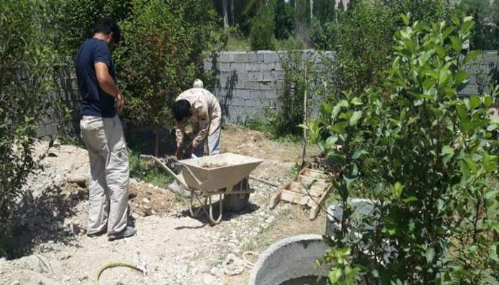 111 حلقه چاه غیرمجاز آب در تهران مسدود شد