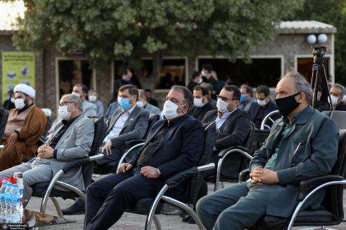 تقدیر از دبیران شورای امر به معروف و نهی از منکر شهرداری مشهد