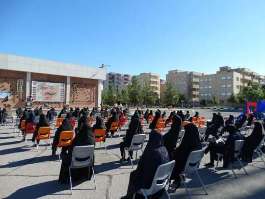 برگزاری آیین سوگواری اباعبدالله الحسین