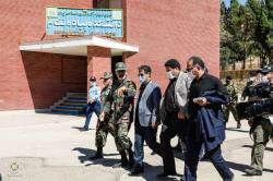 همکاری شهرداری شیراز و ارتش برای احیای «باغ تخت»