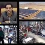 بهرهبرداری از ۱۳ پروژه برق منطقهای یزد در هفته دولت
